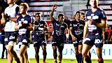 Top 14: Toulon se rassure un peu contre Agen