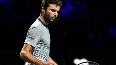Tennis: 4e finale pour Simon à Metz, Nishikori éliminé par un qualifié
