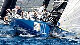 Vela: 52 Super Series, Azzurra sul podio