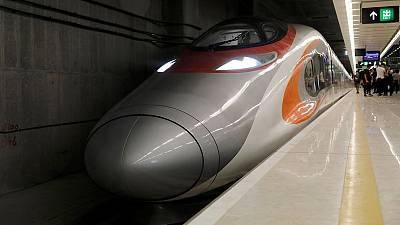 All aboard - Hong Kong bullet train signals high-speed integration with China