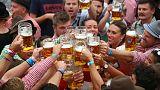 بدء أكبر مهرجان للجعة في العالم بمدينة ميونيخ الألمانية