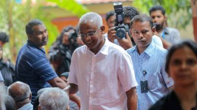 Maldives/présidentielle: le candidat de l'opposition revendique la victoire
