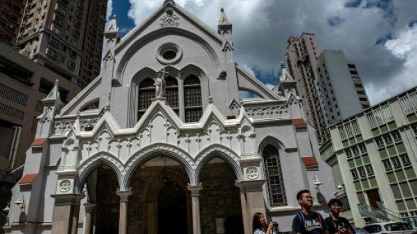 Accord Chine-Vatican: les catholiques de Hong Kong et Taïwan plutôt optimistes
