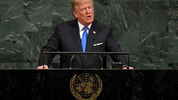 Iran, Corée du Nord dans le viseur de Trump à l'ONU