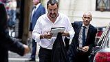 Manovra: Salvini, ci vuole coraggio