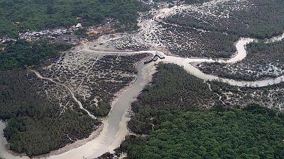 In Nigeria, Shell's onshore roots still run deep