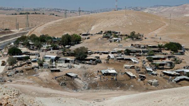 Israël demande aux habitants d'un village bédouin de détruire leurs maisons d'ici le 1er octobre