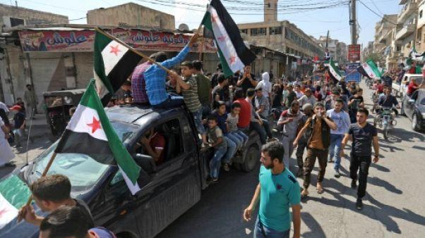 A Idleb, un blogueur américain montre sur Youtube la Syrie des insurgés