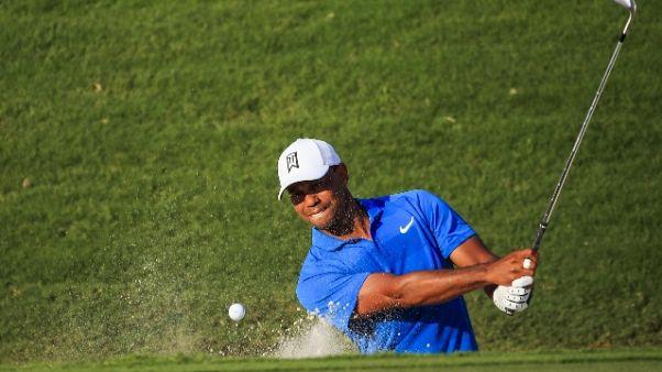 FedEx Cup: Woods prende il comando
