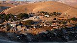 Israel sets October deadline to evacuate Bedouin village in West Bank