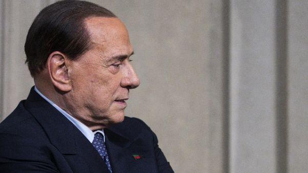 Berlusconi, tetti pubblicità? Chiudiamo