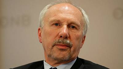 Nowotny urges ECB to speed pace of policy normalisation