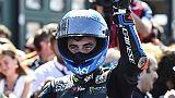 Aragon: in Moto2 vince Binder