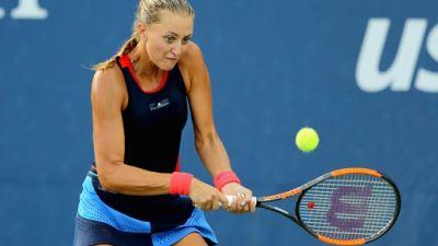 Tennis: la mauvaise passe continue pour Mladenovic à Wuhan