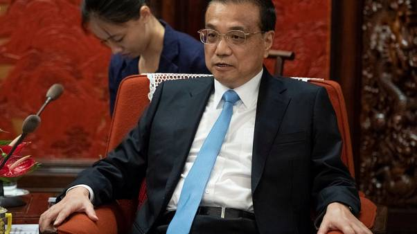 China Premier Li says to reduce import-export costs, red tape
