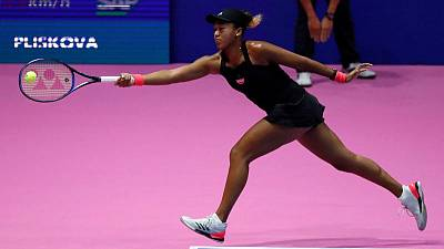 Osaka withdraws from Wuhan Open citing viral illness