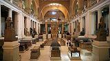 (مقابلة)وزيرة السياحة: مصر تطلق خطة إصلاح هيكلي لقطاع السياحة في أكتوبر