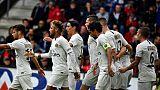 Ligue 1: après Liverpool, le PSG renoue avec la victoire à Rennes (3-1)