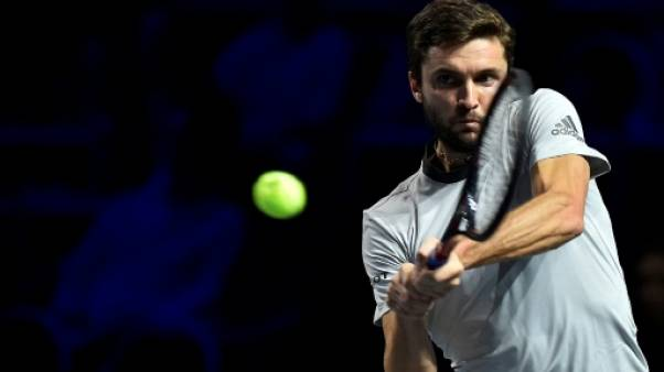Tennis: Simon remporte le tournoi de Metz