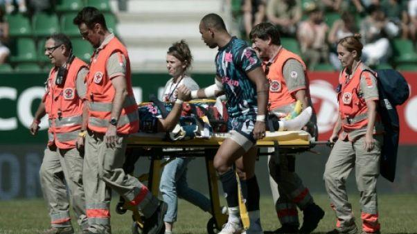 Top 14: Coville rassurant après sa blessure