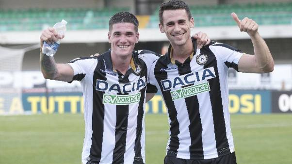 Udinese: Velazquez, fatto cose bene