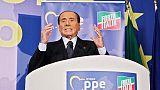 Berlusconi: penso di candidarmi Europee