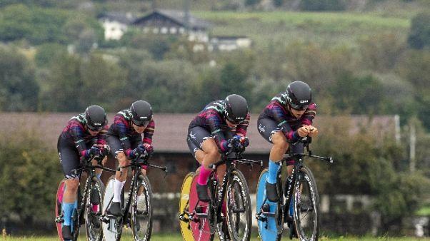 Mondiali ciclismo: primo oro a Canyon