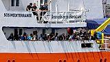 Migranti: caso Aquarius, Msf accura Roma