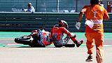 Moto: furia di Lorenzo su Marquez