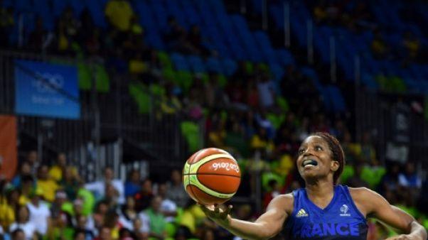 La Française Endy Miyem lors des JO de Rio, le 13 août 2016