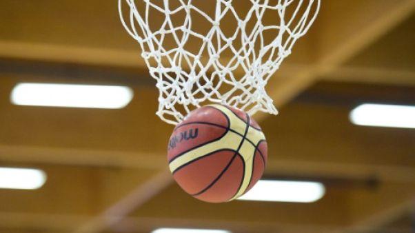 Basket: l'Asvel lance sa quête de titre avec une victoire à Monaco