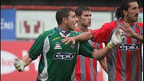 Serie B, Padova-Cremonese 1-1