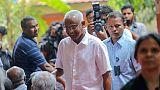 Présidentielle aux Maldives: le candidat de l'opposition remporte la victoire