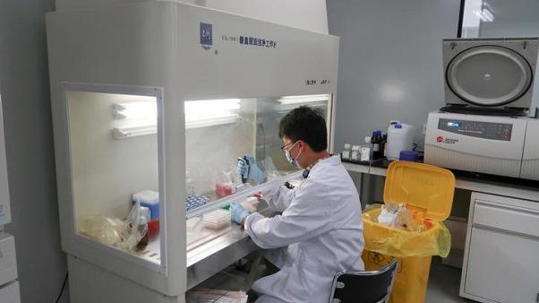 As China builds biotech sector, cash floods U.S. startups