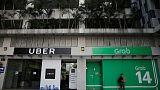 Singapore competition watchdog fines Grab, Uber $9.5 million