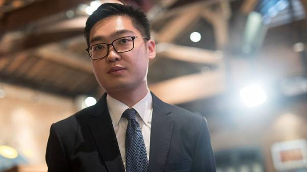 Hong Kong pro-independence party formally outlawed in first such move since handover