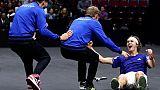 Laver Cup: Zverev donne la victoire à l'Europe
