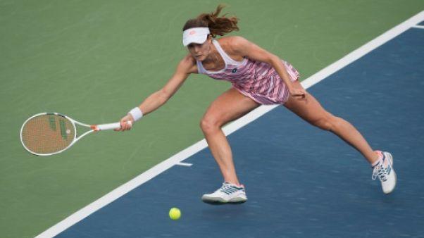 Classement WTA: Cornet, Mladenovic et Parmentier perdent une place
