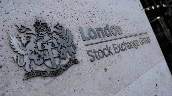 Sky, Randgold surge on deals while trade war weighs on FTSE 100