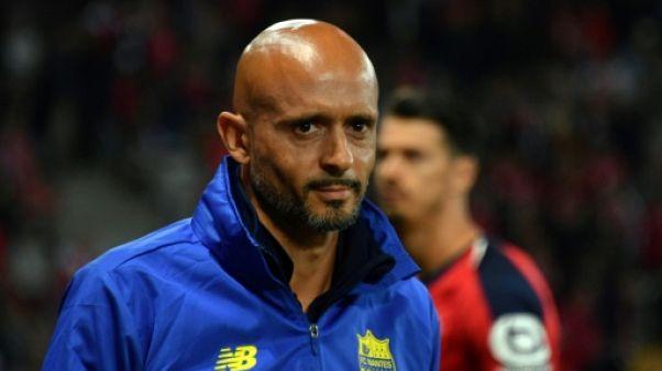 Ligue 1: Nantes-Nice, pression maximale sur Cardoso