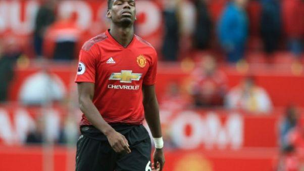 Manchester United: Pogba tacle le jeu des Red Devils