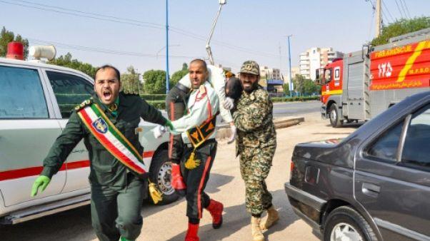 Attentat d'Ahvaz: accusations iraniennes et revendications multiples