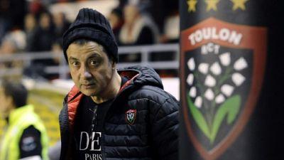 Coupe d'Europe: Toulon, sanctionné par l'EPCR, entendu mardi en appel