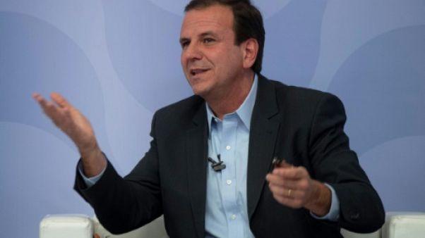 Brésil: un Rio en pleine crise se cherche un nouveau gouverneur