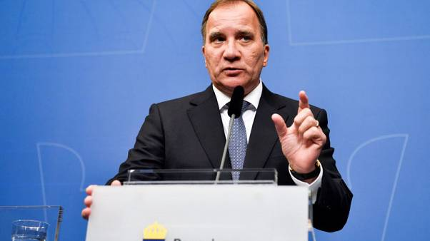 Swedish PM Lofven faces ouster on Tuesday with no clear government in waiting