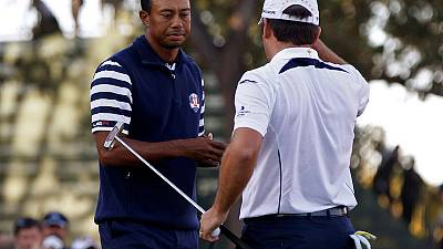 Tiger's back on the prowl with Ryder Cup in his sights