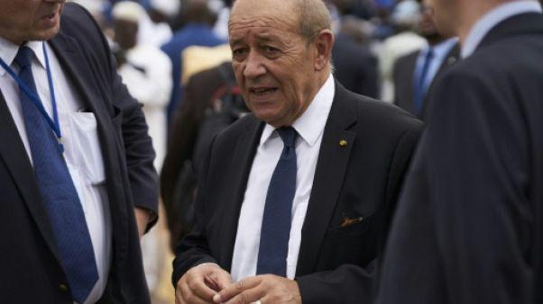 Libye: Paris réclame des sanctions contre ceux qui bloquent le processus politique