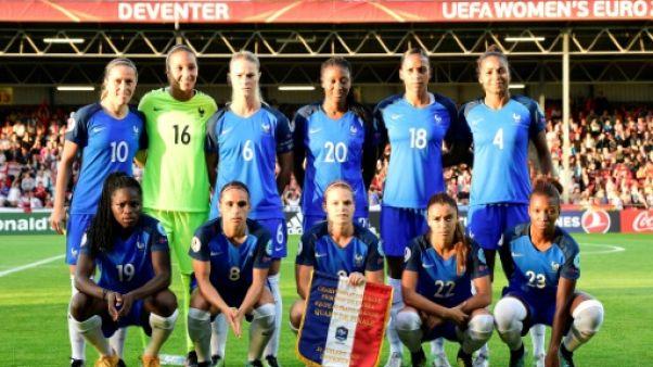 Foot féminin: 15% de licenciées en plus depuis le Mondial-2018