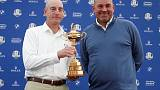 Ryder Cup captains heap praise on opposition