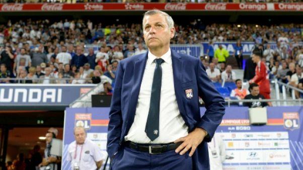 Lyon: après sa belle semaine, Genesio garde la mesure